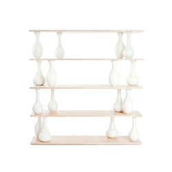 Vase Shelves | Shelving systems | Covo