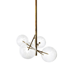 Bolle 4 | Suspended lights | Gallotti&Radice