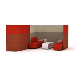 MeetYou partitions | Mobiliario de trabajo / lounge | Haworth
