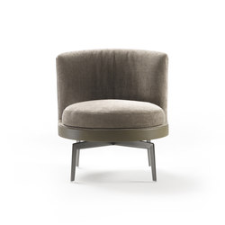 Feel Good Soft Armchair | Lounge chairs | Flexform