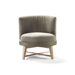 Feel Good Soft Armchair | Sillones lounge | Flexform
