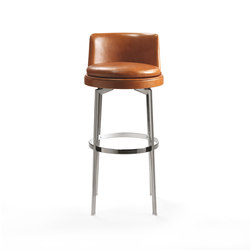 Feel Good Soft Stool | Taburetes de bar | Flexform