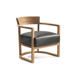 Barchetta Armchair | Lounge chairs | Flexform