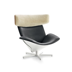Almora | Lounge chairs | B&B Italia