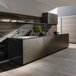Riciclantica Acciaio | Fitted kitchens | Valcucine
