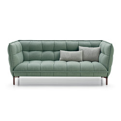 Husk sofa | Lounge sofas | B&B Italia