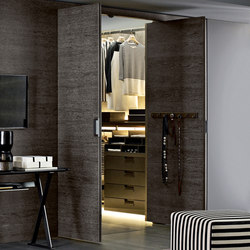 Backstage | Walk-in wardrobes | B&B Italia