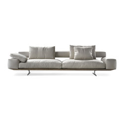 Wing | Loungesofas | Flexform