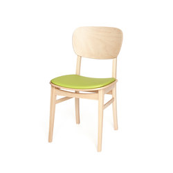 Cup Cup 01 | Restaurant chairs | Z-Editions