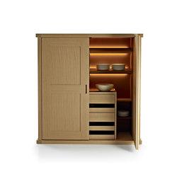 Convivium | Kitchen cabinets | Maxalto