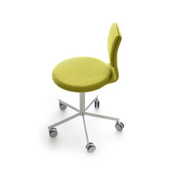 Lab | Swivel stools | lapalma