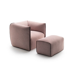 Mia | Lounge chairs | MDF Italia