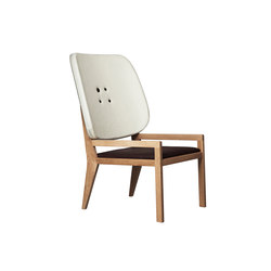 Manga easy chair | Poltrone lounge | Swedese