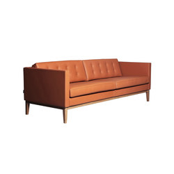 Madison sofa | Canapés d'attente | Swedese