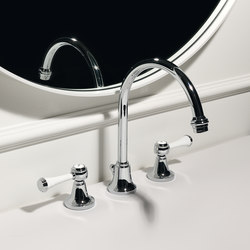 Agora 3 hole basin mixer | Waschtischarmaturen | Zucchetti