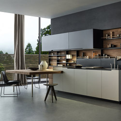 Phoenix | Fitted kitchens | Poliform
