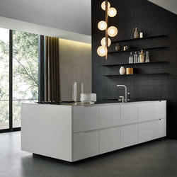 Phoenix | Island kitchens | Varenna Poliform