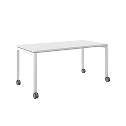 D3 Four-leg table | Individual desks | Denz