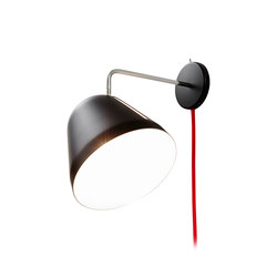Tilt Wall black | Wall lights | Nyta