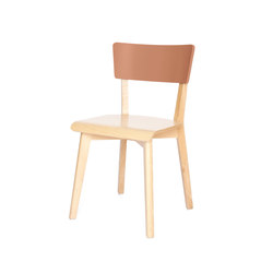 Ingrid | Restaurant chairs | Z-Editions