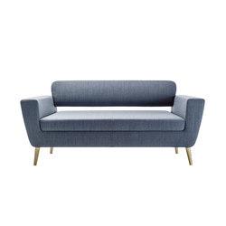 Serie 50 W | Lounge sofas | La Cividina