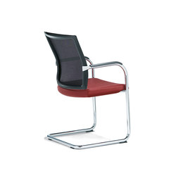 Orbit Network meeting chair | Visitors chairs / Side chairs | Klöber