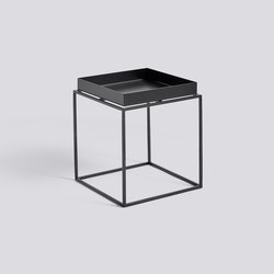 Tray Table Small Square | Side tables | Hay