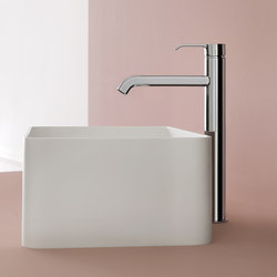 ON high single lever basin mixer | Wash-basin taps | Zucchetti