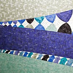 Emilio Pucci Fontana | Mosaici vetro | Bisazza