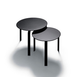 Dan round | Side tables | De Padova