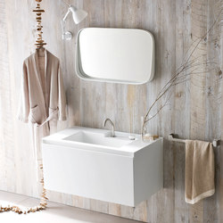 Ergo_nomic Washbasin | Lavabos mueble | Rexa Design