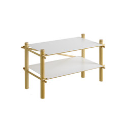 Andamio small | Bath shelving | EX.T