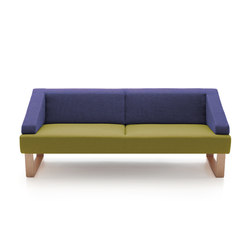 Look | Sofás lounge | BELTA & FRAJUMAR