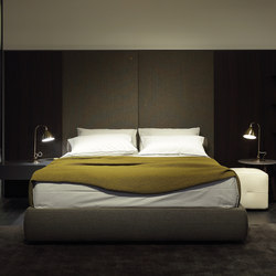 Laze bed | Double beds | Poliform