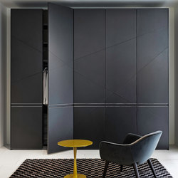 Sharp wardrope | Cabinets | Poliform