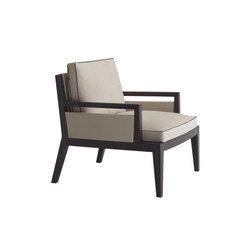 Soori Highline Sessel | Loungesessel | Poliform