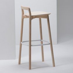 Branca Bar Stool | MC2 | Taburetes de bar | Mattiazzi