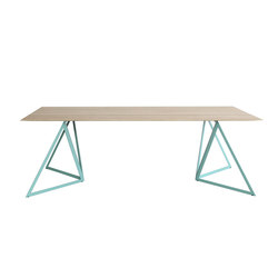 Steel Stand Table | Tavoli da pranzo | NEO/CRAFT
