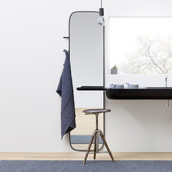 Mirror | Clothes racks | Rexa Design
