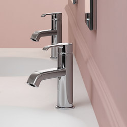 ON single lever basin mixer | Robinetterie pour lavabo | Zucchetti
