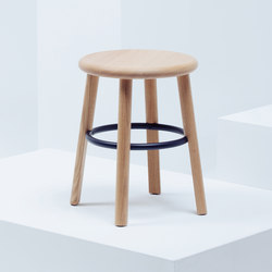Solo Low Stool | MC5 | Stools | Mattiazzi
