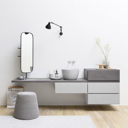 Esperanto system | Wash basins | Rexa Design