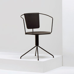 Uncino | MC9 | Visitors chairs / Side chairs | Mattiazzi