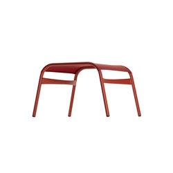 frame feetframe 431 | Gartenhocker | Alias