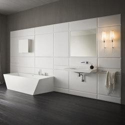 Warp System | Badewannen rechteckig | Rexa Design