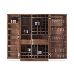 Cambusa Wine | Wine cabinets | Riva 1920