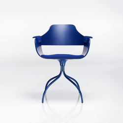 Showtime Act II Chair | Visitors chairs / Side chairs | BD Barcelona