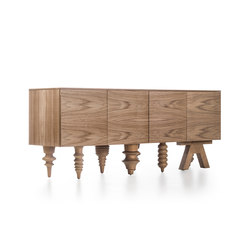 Showtime Multileg Cabinet | Credenze | BD Barcelona