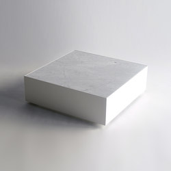 Ballot Marble | Tables basses | Phase Design