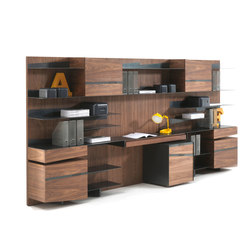 Implement | Office shelving systems | Riva 1920